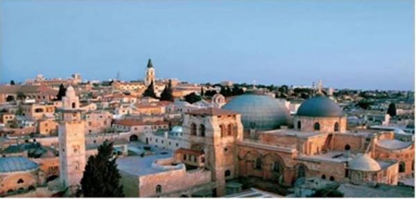 Kilise, Kudüs'ün imgesi