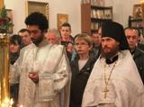 Reportage photo: Les fêtes des Pâques à l'église du Saint Séraphim de Sarov de Montgeron