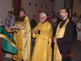 (Română) Hramul comunităţii ortodoxe a Sfinţilor mucenici Boris şi Gleb din Grand Canaria