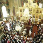 Înălțarea Domnului la mănăstirea Noul Neamț