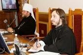 """(Română) La Moscova a fost inaugurat Centrul pentru adaptarea migranţilor """"Cuv. Paisie Velicikovski"""""""