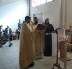 (Română) Prima slujbă ortodoxă în biserica Notre Dame de Liesse din Paris