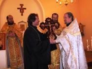 (Română) Pe 19 decembrie a avut loc un pelerinaj la biserica Saint-Nicolas de Port
