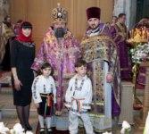 """(Română) Anglia: Prima slujbă arhierească la biserica """"Sf. Irh. Nicolae"""" din Londra"""