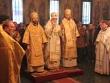 Franţa: Catedrala Sfinţilor Trei Ierarhi din Paris şi-a marcat azi ziua hramului