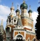 Franţa: Catedrala Sfîntului Nicolae din Nice şi-a marcat ziua hramului