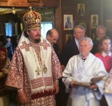 Franța: Duminică Biserica Sfinților Întocmai cu Apostolii Constantin și Elena din Clamart și-a marcat ziua hramului