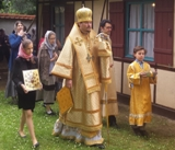 (Română) Comunitatea Bisericii Sfinților Împărați Constantin și Elena din Clamart și-a marcat ziua hramului