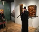 Exposition d'icônes russes du XVI au XIX siècles a été ouverte dans le Centre spirituel et culturel russe