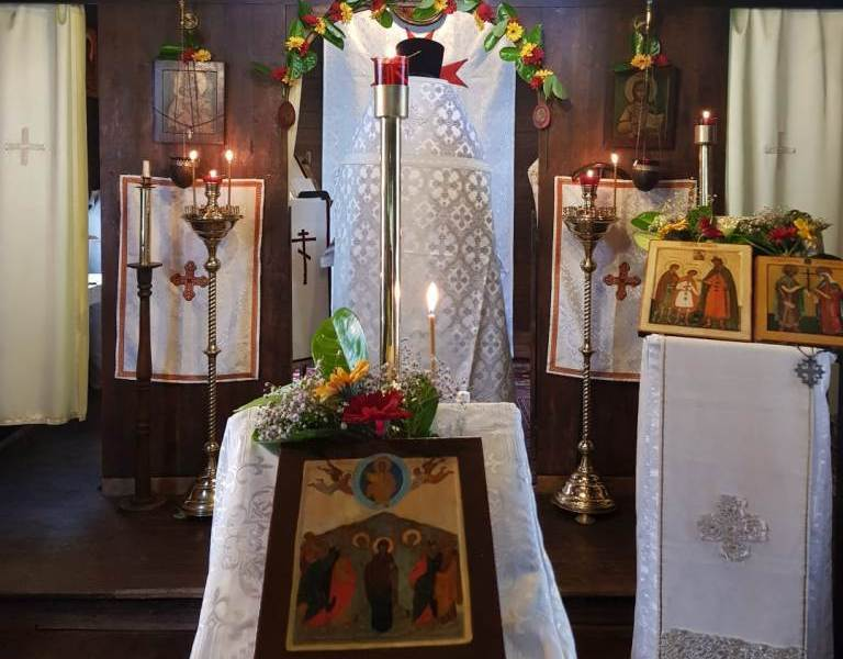 Predica din duminica a VII-a după Paști, a Sfinților Părinți participanți la Sinodul I Ecumenic