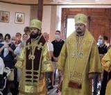 (Română) Ierarhii Bisericii Ortodoxe Ruse au savârșit sfânta Liturghie la Biserica Tuturor Sfinților din Lisabona