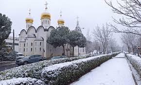 (Română) Catedrala rusă a Sf. Maria Magdalena a intrat pe lista celor mai frumoase șase biserici din Madrid