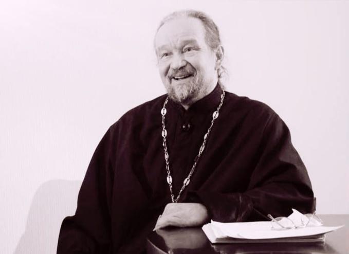 A trecut la Domnul părintele Nicolai Nikișin