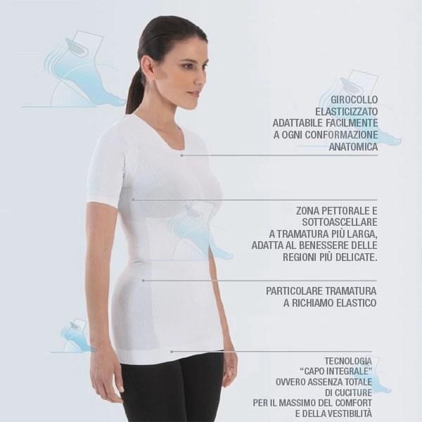 Maglietta Posturale Posture Plus Tech FGP  Ortopedia Malpighi