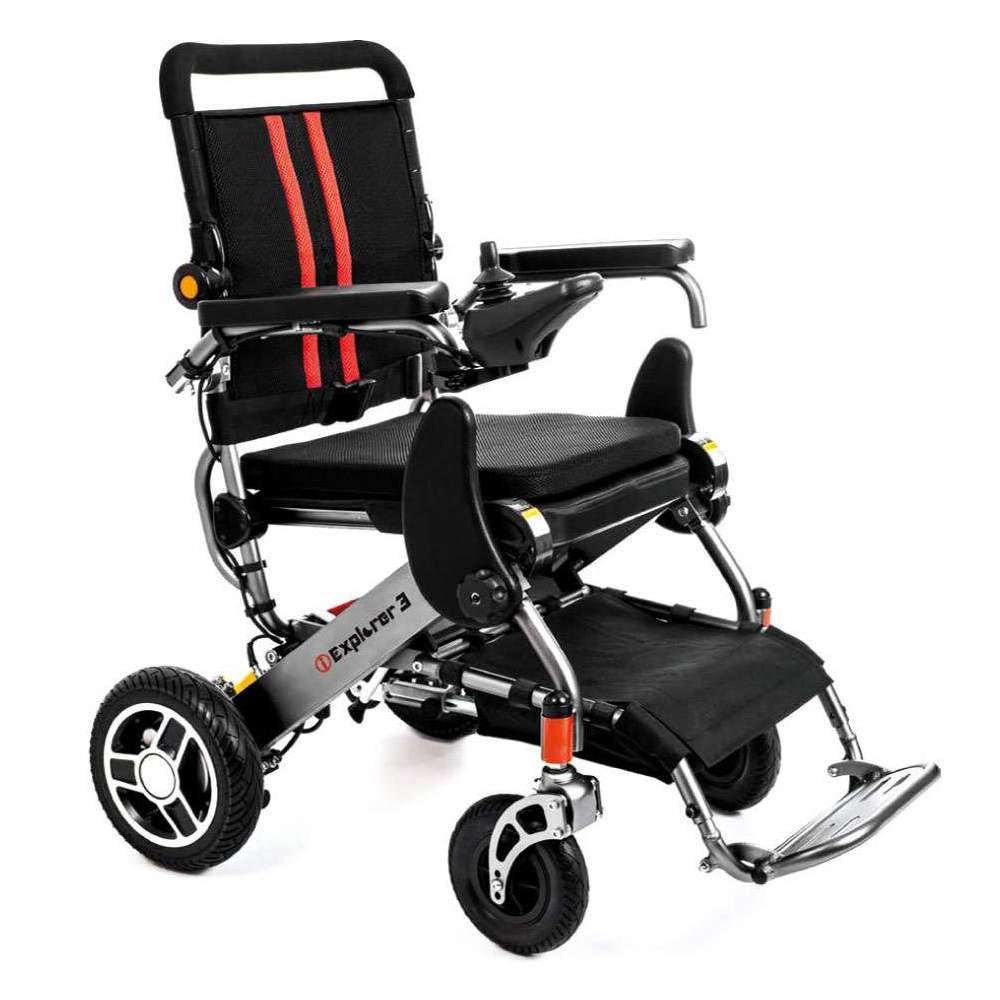 Wheelchair Explorer i Electrica 3