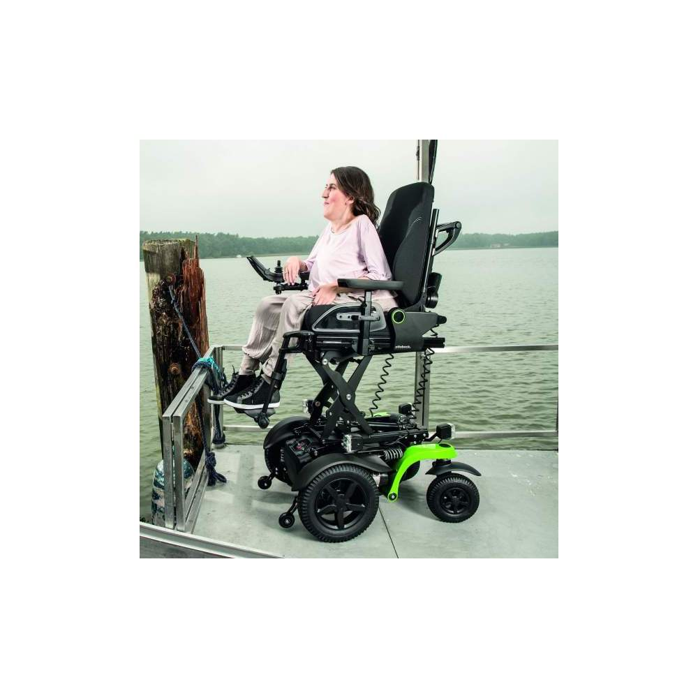 chair pads for kitchen chairs corner booth seating silla de ruedas eléctrica juvo b5 / b6 ottobock