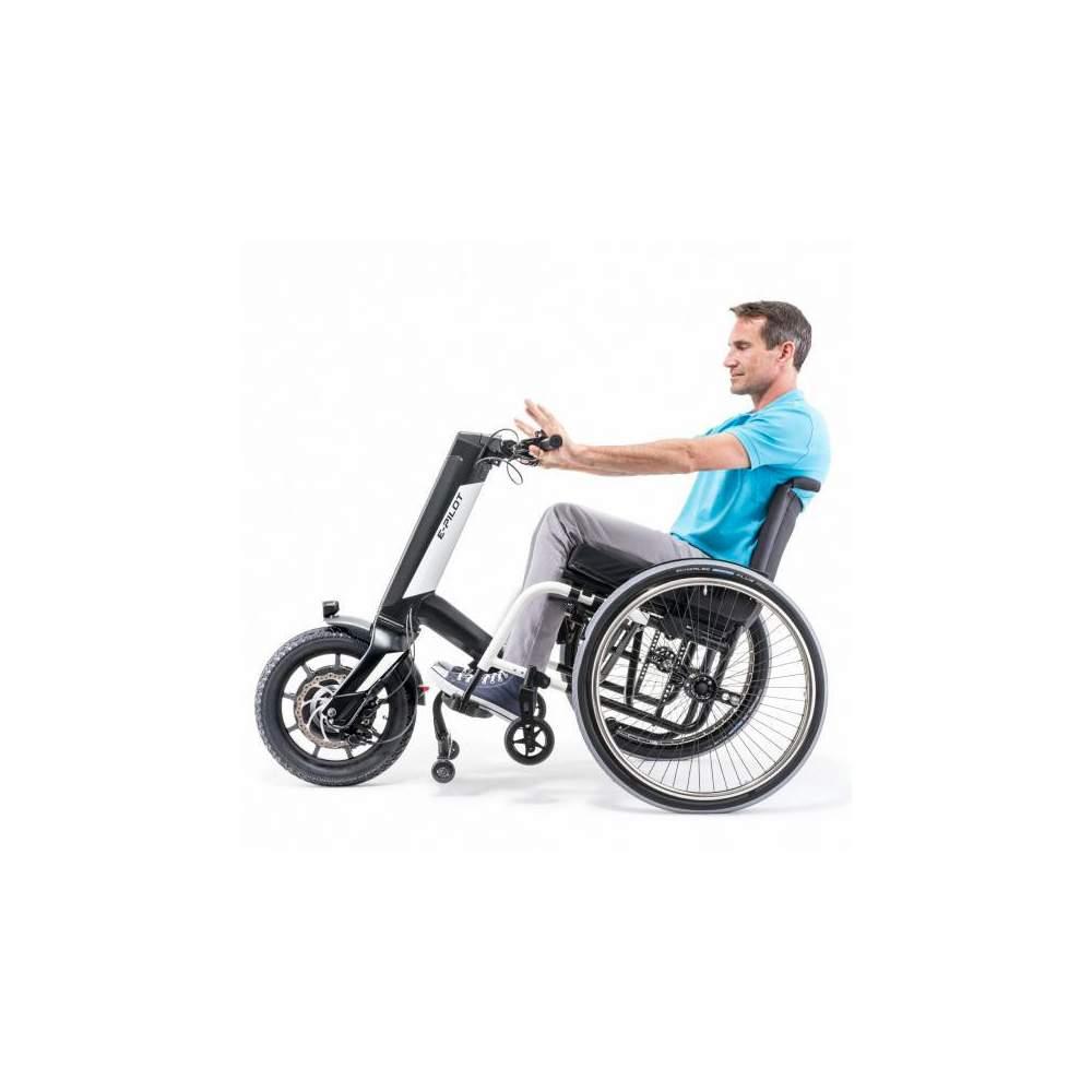 Alber E-Pilot bicicleta de mão elétrica