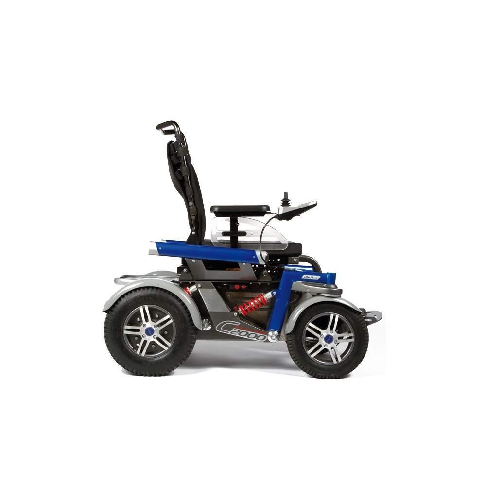 Otto Bock C2000 silla de ruedas elctrica para exteriores