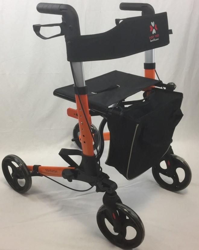 Andador para adultos de aluminio MANHATTAN de Easy Way 2