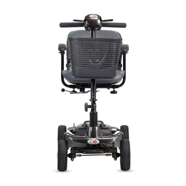 Scooter eléctrico compacto acompañante de compras FLIP de B+B 4