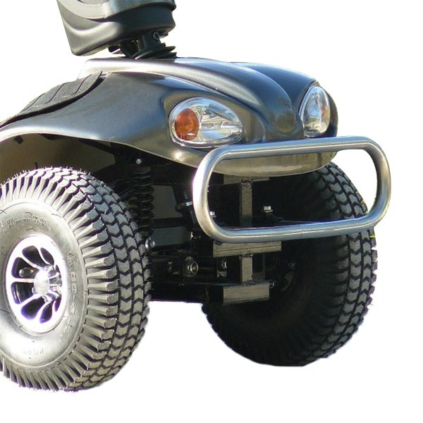 Scooter eléctrico 4 ruedas Grand Classe Libercar Máximo equipamiento-3