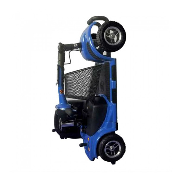 Scooter eléctrico 4 ruedas Smart Libercar para exteriores e interiores-3