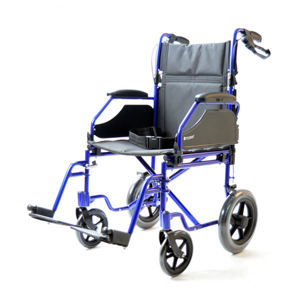 Silla de ruedas plegable Translite Uppy 1429SR Teyder