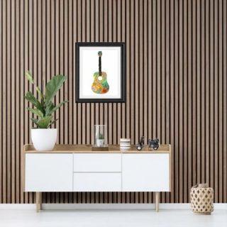 Neofelt Wooden Slat
