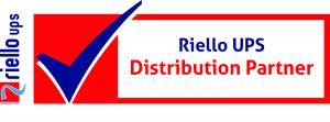 Riello authorised distribution partner logo - Ortus UK Ltd