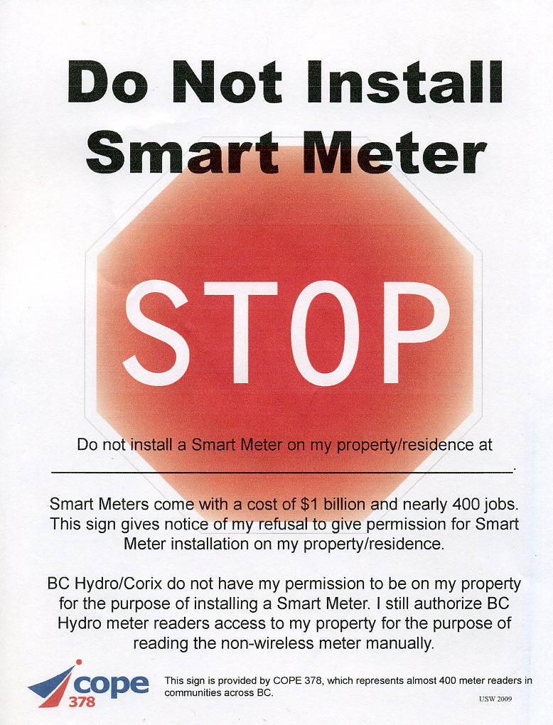 medium resolution of smartmeterstop nosmartmetersign terryfoxhighway