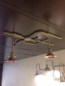 La Iluminacin en el estilo industrial  Osaba Iluminacin