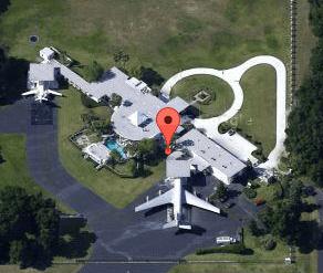 ジョン•トラボルタの家