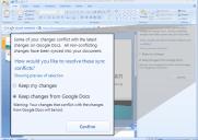 Google DocsとMicrosoft Officeとの同期が可能になるようです「Google Cloud Connect」