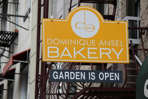 クロナッツの「ドミニク・アンセル・ベーカリー」が閉店中!?
