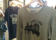 ハイラインがJ.クルーとコラボ!Tシャツなどを販売中