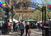 今年も5月14日(土)から「ヘスター・ストリート・フェア」が始まります!