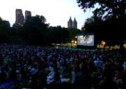 2015年セントラル・パーク映画祭の上映スケジュール