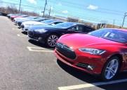 パラマスの「テスラ・サービス・センター 」で電気自動車の未来を感じよう