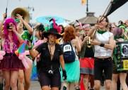 コニーアイランドで開催される「マーメイド・パレード」の楽しみ方