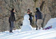 積雪68センチ!スノーストーム到来でニューヨークは白銀の世界に