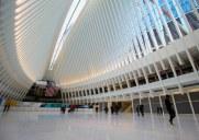 完成間近!ワールドトレードセンター駅が「オキュラス」を公開