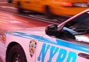 NYPDのパトカー