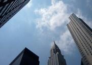マンハッタンの摩天楼を彩るアール・デコ建築の傑作「クライスラー・ビルディング」