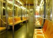 ニューヨークで最も遅れる地下鉄はFトレイン