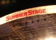セントラル・パークで開催される夏の無料コンサート「SummerStage」