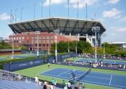 全米オープンテニス出場選手を間近で見る方法