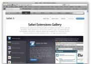 AppleがSafari5.0.1をリリース。今回の目玉はエクステンション・ギャラリー