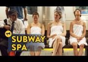 駅をサウナに!ニューヨークの蒸し暑い地下鉄駅を逆手に取った動画が話題に