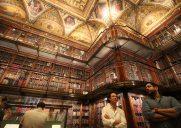 豪華な図書室が必見の「モルガン・ライブラリー・アンド・ミュージアム」