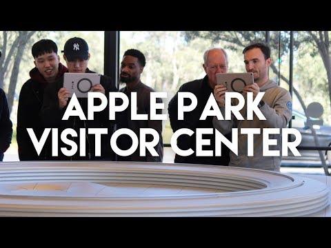円盤型アップル新社屋が目の前!「Apple Park Visitor Center」で出来る4つのこと